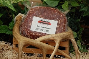 Lean Hamburger Meat