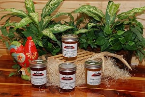 Preserves (jelly jar)